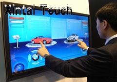 Xintai اللمس الساخن! 47 بوصة 4 نقاط تعمل باللمس تركيب شاشة لمس الأشعة تحت الحمراء ، لوحة تعمل باللمس الأشعة تحت الحمراء ، قوة USB مع متانة عالية