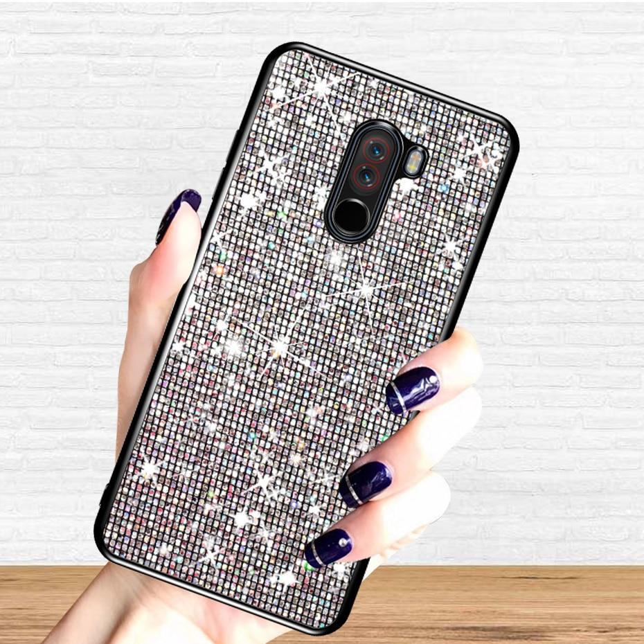 Phone Case For Xiaomi redmi 6A note 4 4X 8T 5A 4A 5 Plus Mi8 Mi 8 Lite S2 Y2 PocoPhone F1 Silicone T