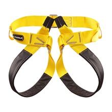 P85 escalade en plein air alpinisme spéléologie ceinture de sécurité ceinture de sécurité équipe ceinture de sécurité simple rapide ceinture haute altitude sauvetage
