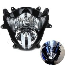 Motorcycle Replaces Headlight Head Light Lamp Headlamp Assembly Housing Kit For Suzuki GSXR1000 GSXR GSX-R 1000 2005 2006 k5 k6