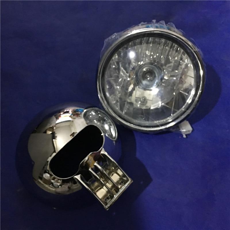 Electrospray Yueku GZ150-A Headlamp Assembly Rear Housing