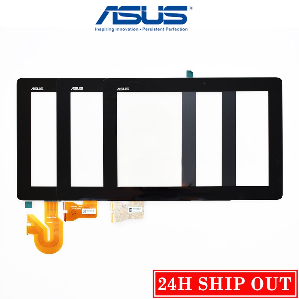 Panel de pantalla táctil de cristal digitalizador para Asus ME302 ME302C K005 ME302KL K00A 5425N K00C TF701T TF701 5449N ME301 K001 5280N FPC-1