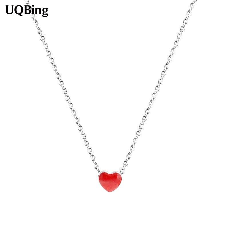 Новое-поступление-Прямая-поставка-ожерелья-из-стерлингового-серебра-925-пробы-подвески-и-ожерелья-с-красным-сердцем-ювелирные-ожерелья-о