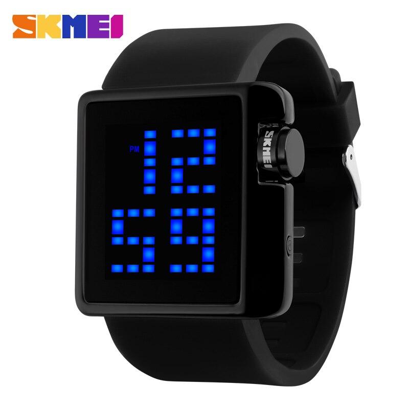 Skmei Brand Fashion LED Digital Watch For Men Women Sports Watches Relogio Masculino Casual Dress Ladies Wristwatches