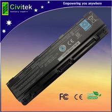 Battery for Toshiba Satellite Pro C800 C850 C855 L800 P800 PA5023U-1BRS PA5024U-1BRS PA5023U-1BRS