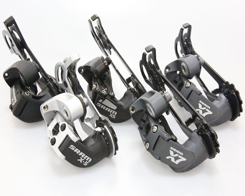 SRAM-desviador trasero X3 X5 Deore Meroca 12t para bicicleta de montaña, cambio...