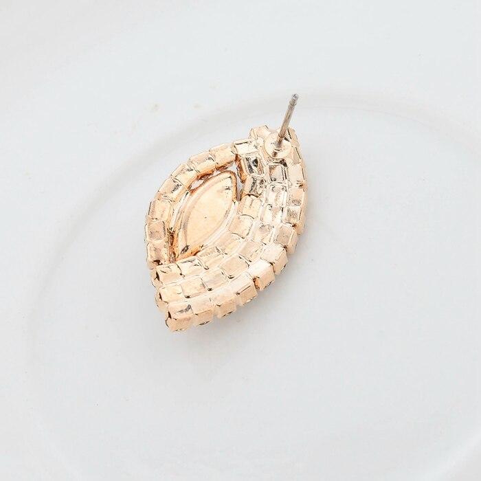 TOUCHEART Luxury Fashion Red Earring Designs Jewelry Gold Crystal Handmade Earrings For Women Butterfly Wings Earring SER140283