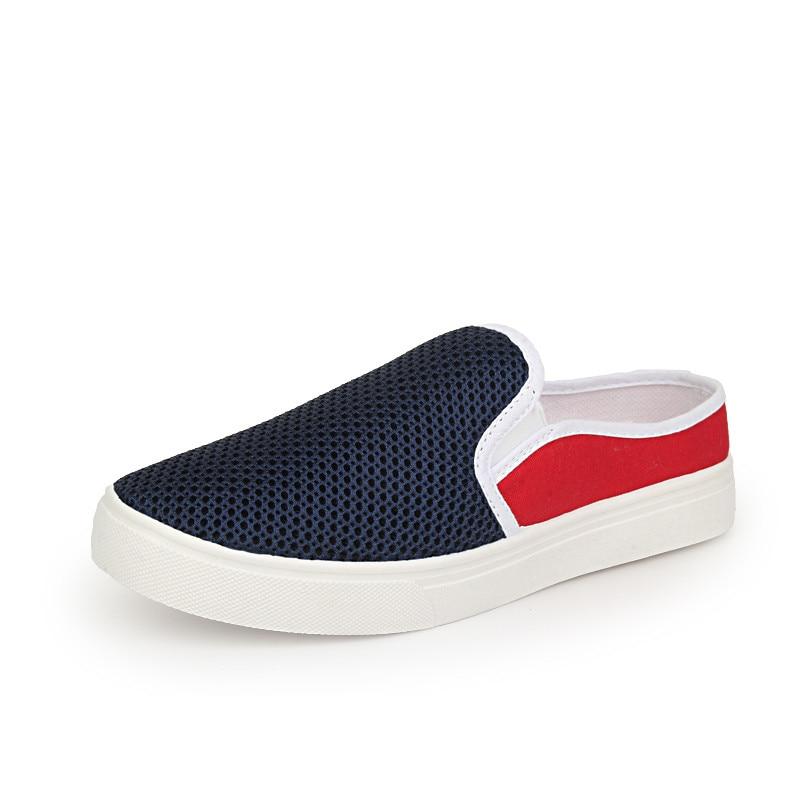 Malla Zapatos hombres Mocasines transpirable verano hombres Zapatos casual