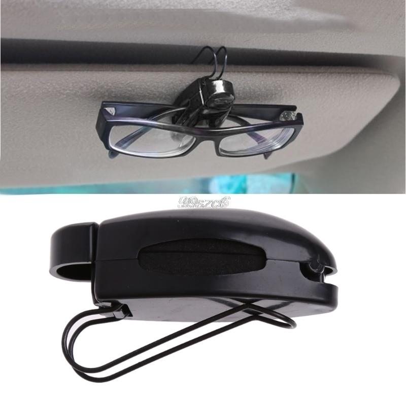 New Arrive Car Auto Sun Visor Clip Holder For Reading Glasses Sunglasses Eyeglass Card Drop Shipping