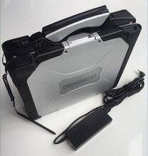 Pc portable de deuxième main CF30   CF30,, ssd, 4G, auto diagnostic, disque dur, Win7, pour mo, Star, nouveau logiciel diag