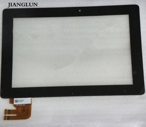 JIANGLUN Новая передняя панель сенсорного стекла Объектив дигитайзер экран для ASUS TF300T TF300TG 69.10I21. G01
