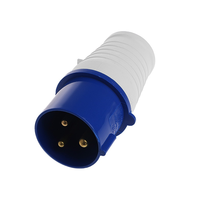 Всепогодные розетки 32 Amp 3 контактный разъем 220-250 Вольт 2P + E всепогодный IP44 32A генератор сверхмощный