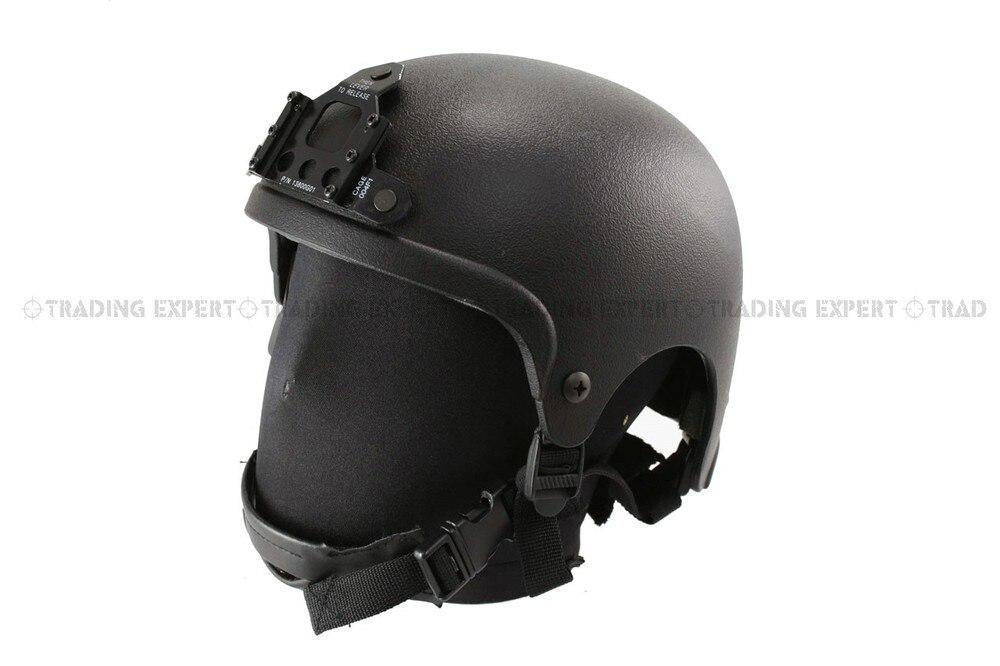 motorcycle helmet cycling helmet SEAL Team IBH Helmet Black
