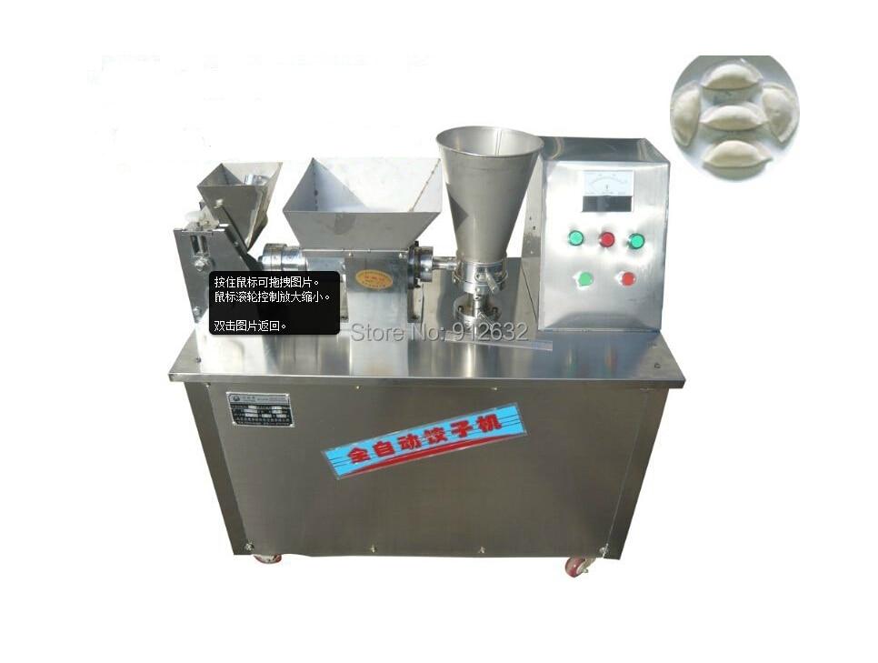 120mm Big dumplings machine Fully-automatic Electric dumplings maker machine, Samosa machine,  Spring Roll Machine