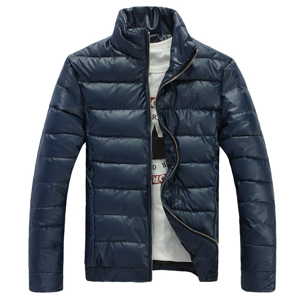 De moda soporte jaket de cuello Homme impermeable de alta calidad de invierno para hombre, chaquetas y abrigos y cazadoras Chaquetas