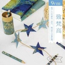 2PCS/LOT  photo album diy decoration stickers 9cm* 5m Paper tape masking tape washi tape