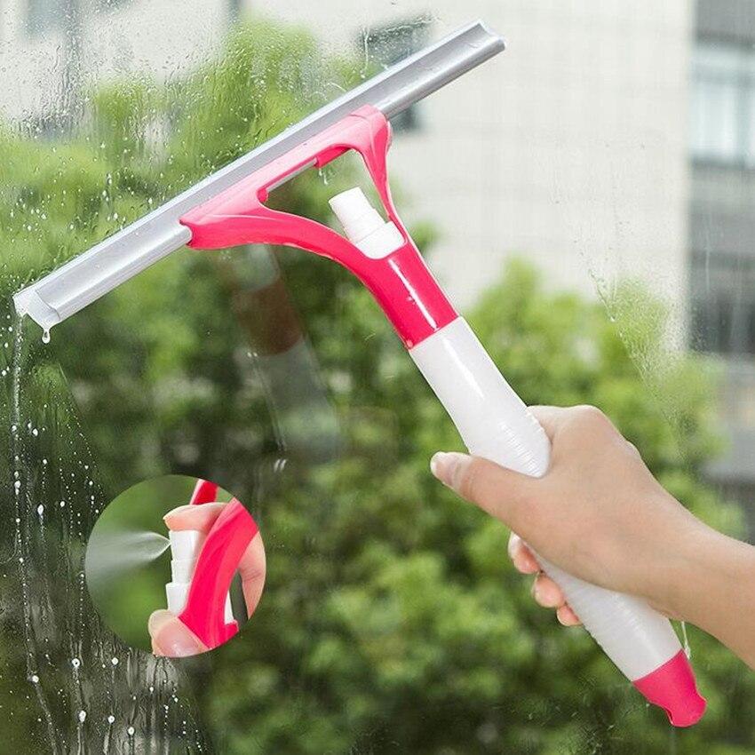 Распылитель для уборки, щетка для мытья стекла