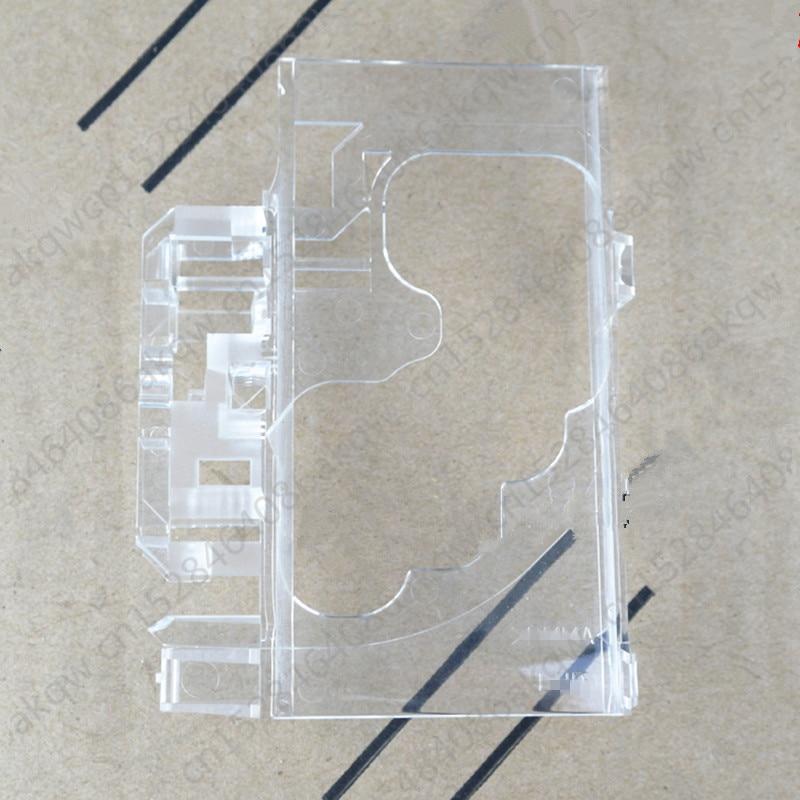 Cubierta de la lámpara indicadora de posición del coche 2007To yot aLa ndC rui ser2016, soporte de pantalla deslizante, indicador deslizante, película de cubierta de la lámpara