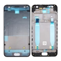 ipartsbuy middle frame bezel with adhesive for asus zenfone 4 selfie zd553kl