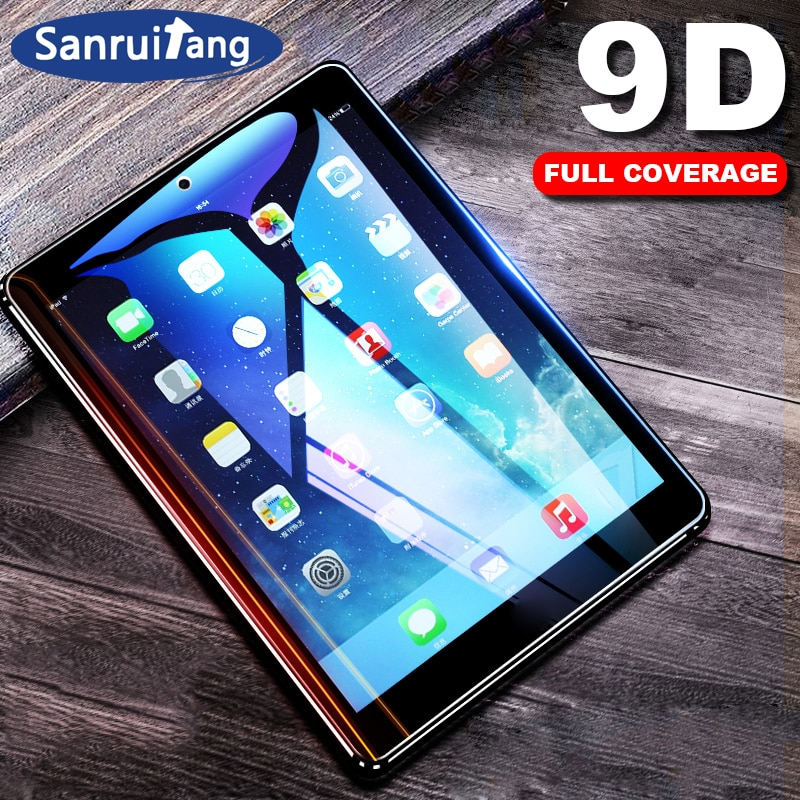 Vidrio templado para Huawei T5 10, Protector de pantalla para tableta de cristal para Mediapad M5 lite Pro M6 10,8 8,4 M3 Lite 10,1 8 T3 película