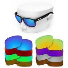 OOWLIT Polarized Replacement Lenses for-Oakley Holbrook OO9102 Sunglasses