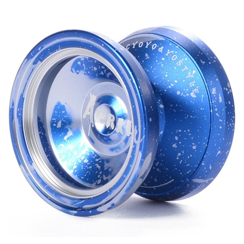 Bola de FBIL-7x M002 bola yo-yo juguete aleación yo-yo carrete de rodamiento