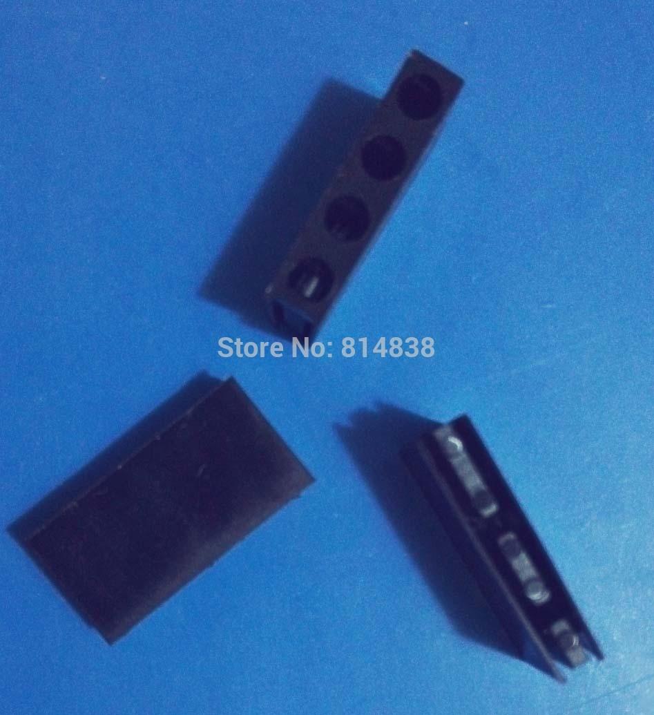 Wkooa 4H Led Spacer Support Black Nylon Plastic Parts