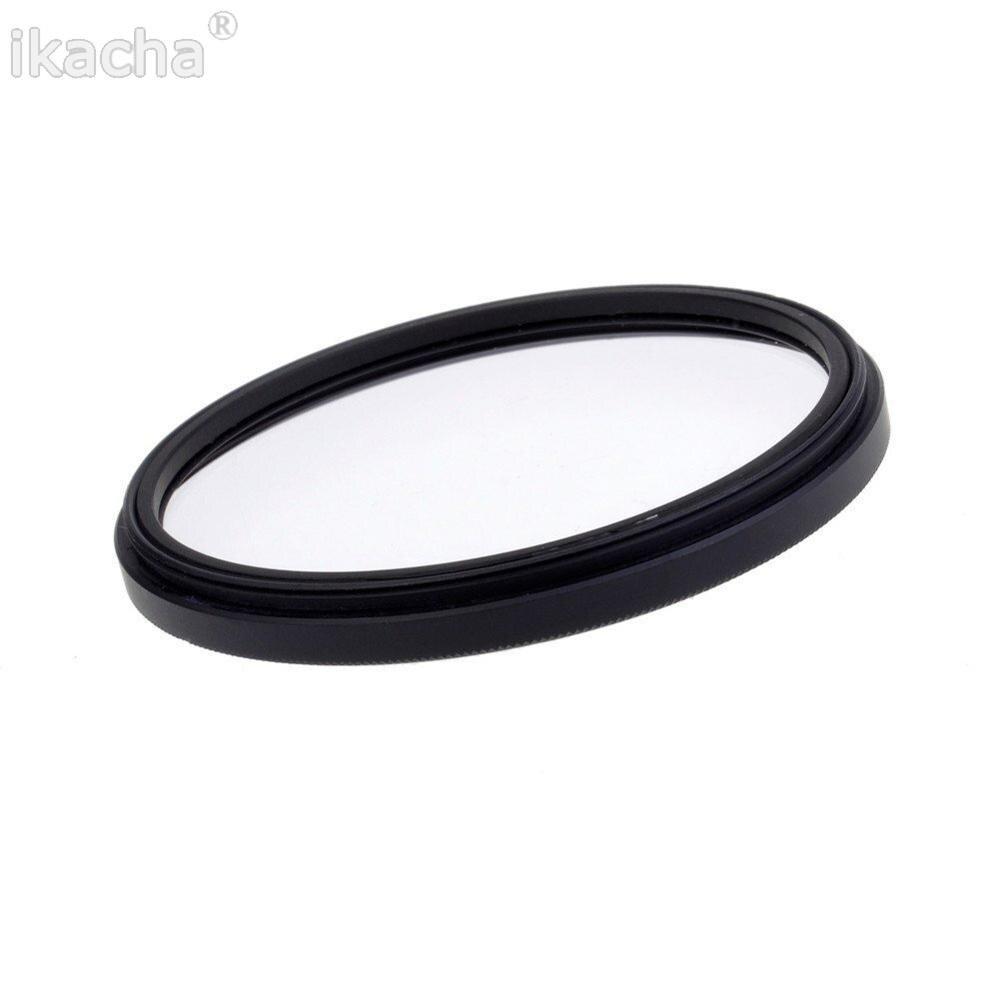 Nuevo Protector de lente de filtro ultravioleta 58mm para Canon para Nikon para Sony para cámara Pentax alta calidad envío gratis