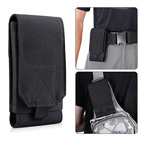 Taktyczny futerał biodrowy pas biodrowy etui na telefon torba dla Xiaomi mi5/8 redmi iphone xs 11 pro max htc10 P20 lite uchwyt etui torebka
