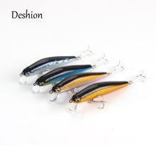 Deshion artificiali pesca 1 pièce   75mm 6g, lent naufrage, Minnow pêche leurre de pêche, wobbleurs de pêche, faux leurres artificiels