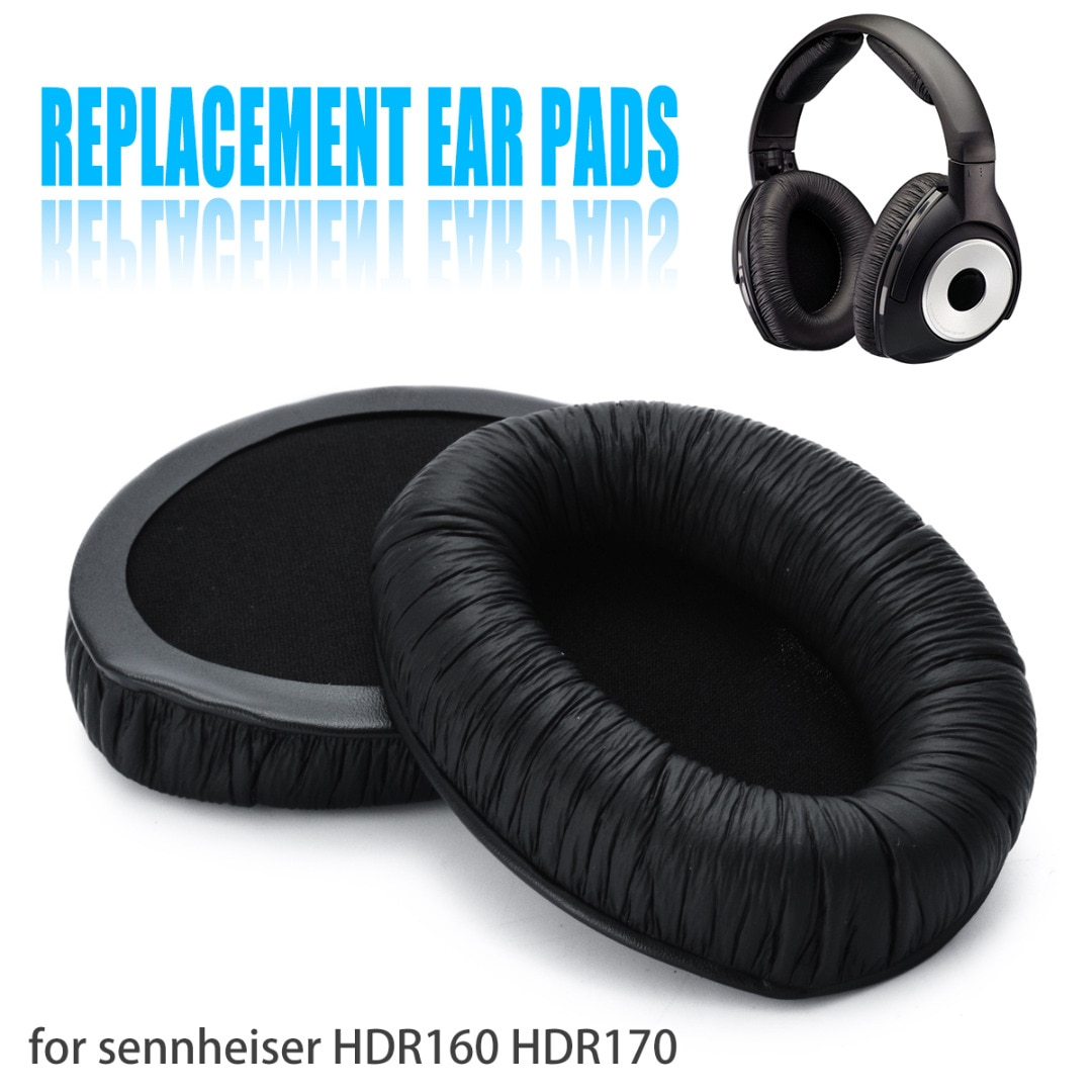 Mayitr 2 шт. мягкие пенные Ушные подушки Выделенные Сменные амбушюры для Senn heiser HDR160 HDR170 наушники