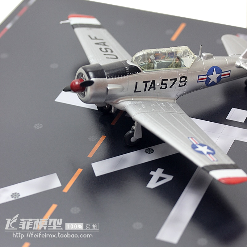 1:72 Wood Aircraft Landing Platform 20 * 25 Cm for Bomber Simulation Military Model Decoration