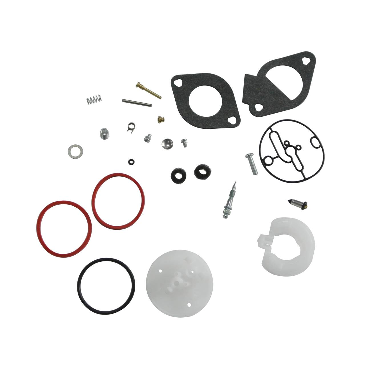 Carburetor Rebuild Kit Fit Briggs & Stratton Master Overhaul Nikki Carbs 796184