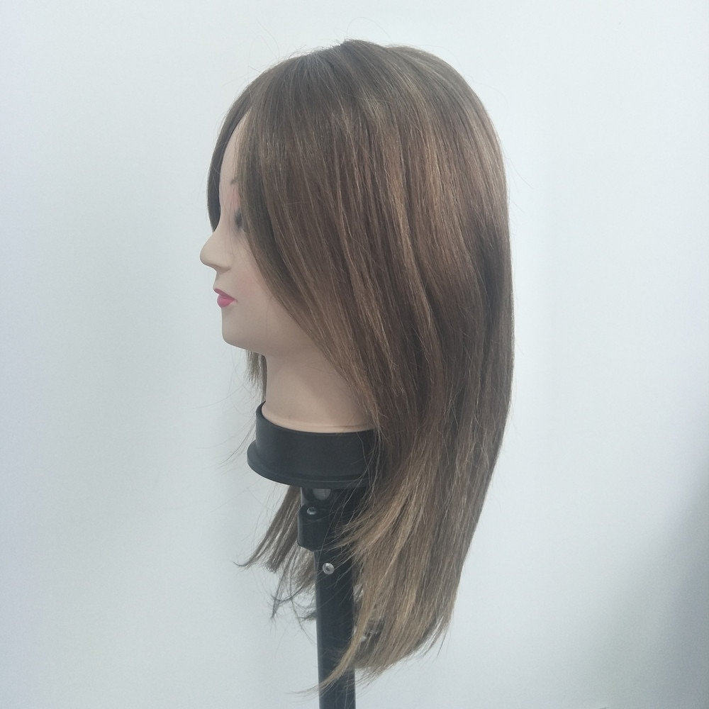 Big discount synthetic wig with long hair