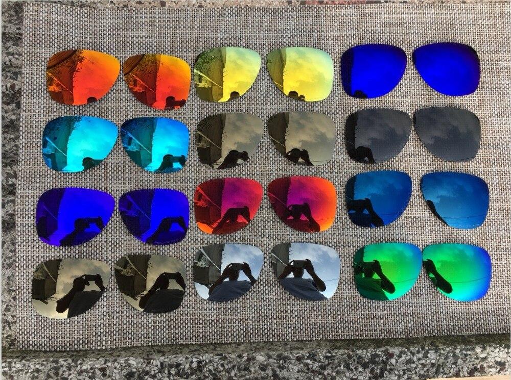 Kampire polarizado lentes de repuesto para el despacho 2 gafas de sol-opciones múltiples