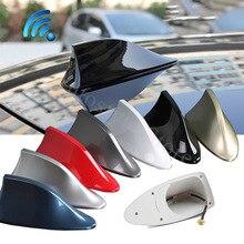 Car Shark Antenna Auto Radio Signal Aerials Accessories for Peugeot 106 206 207 208 306 307 308 sw 3008 cc 407 2008 4008 5008
