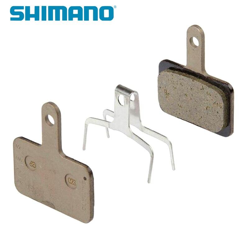 SHIMANO B01S Resin MTB Disc Brake Pads For TX805 M485 M445 M395 M575 M475 M416 M396 M525 M465 M355 M495 M447 M486 M446 M4050