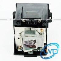 AN-P610LP תואם חשופה מנורה עם דיור עבור חד XG-P560W XG-P560WN XG-P610N XG-P610X מקרנים