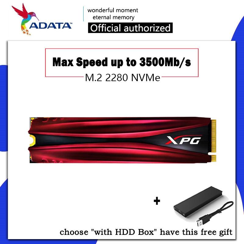 ADATA XPS GAMMIX S11 Pro M.2 SSD M2 SSD Festplatte HD SSD 1 TB 256 GB 512 GB Solid state Festplatte HDD NVMe PCIe 2280 für Laptop