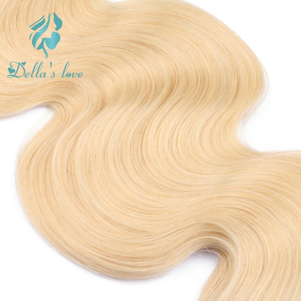 Пучки Волос бразильской волне тела человеческого волоса один волос ткет не