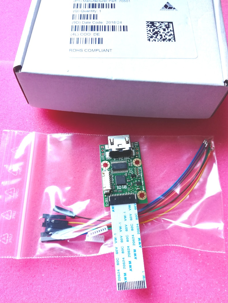 38126-4 70501 auvideoa rev. 4 HDMI B101 CSI-2 módulo puente