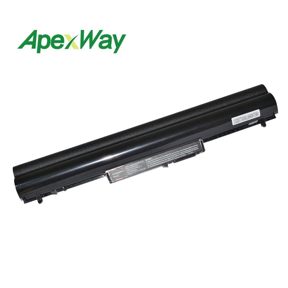 ApexWay 4400 мАч 14,4 В 8 ячеек Аккумулятор для ноутбука HP HSTNN-YB4D YB4M PB5S DB4D H4Q45AA VK04 Pavilion Sleekbook 14 14t 14z 15 15t