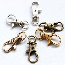 Durable Metal Carabiner Clip Style Spring Shoulder Bag Strap Accessories Alloy Luggage Belt Lobster