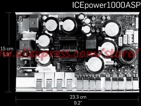 ICEpower 1000ASP power amplifier board ICEpower1000ASP