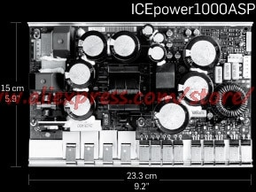 ICEpower 1000ASP placa amplificadora de potencia ICEpower1000ASP