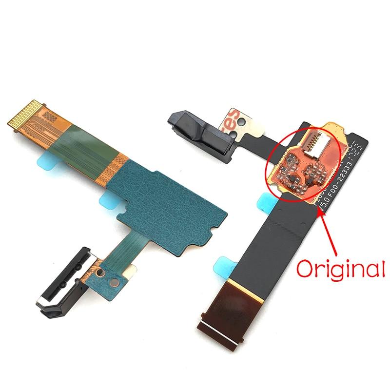 Гибкий кабель для наушников с датчиком аудио-разъема для Huawei MediaPad M3 Lite 10, гибкий кабель для наушников