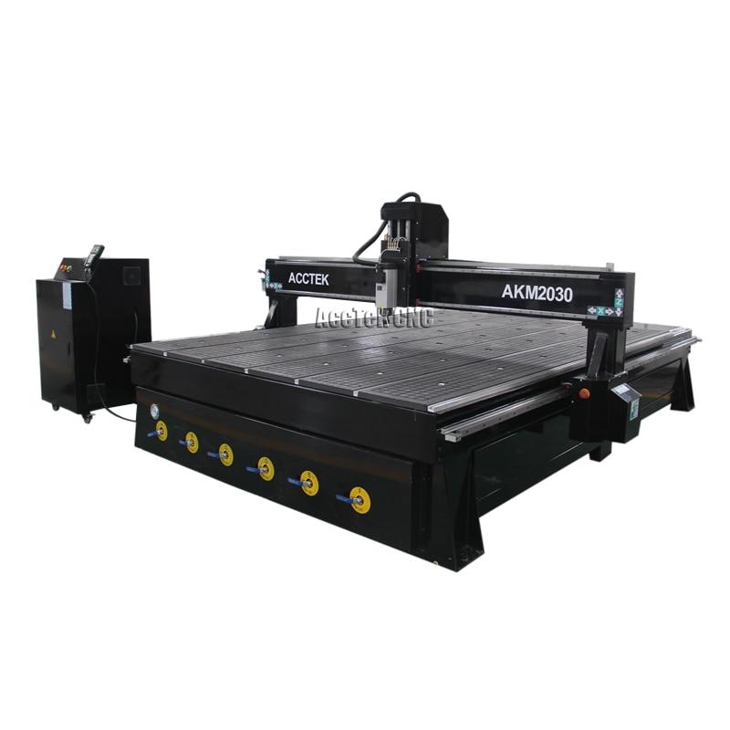 Máquina de enrutador cnc de maquinaria de carpintería Nc o Mach3, máquina de tallado cnc de madera para la venta