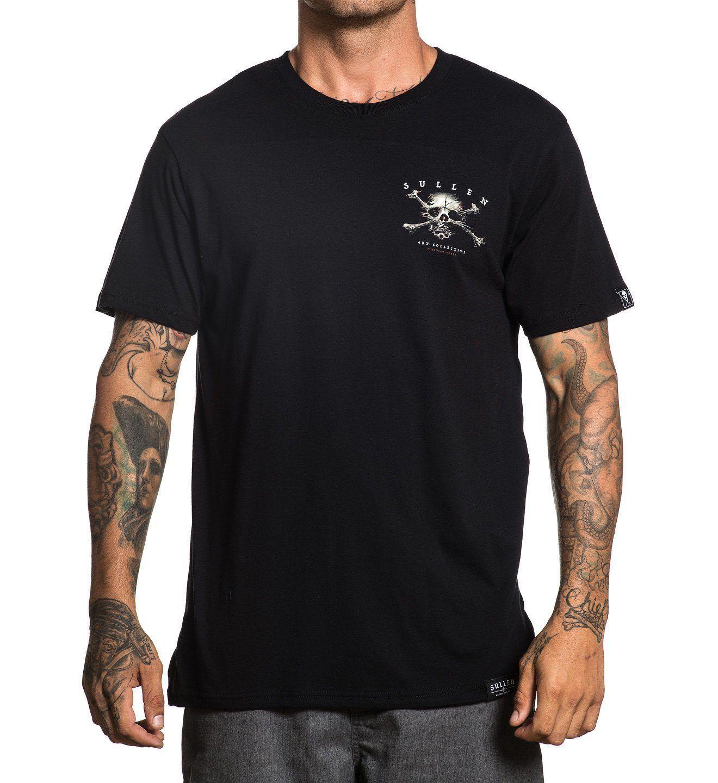 2019 Summer New Men'S Fashion Brands Short Sleeve Printed T-Shirt Piracy T Shirt Black Hip-Hop Clothing Apparel Slim Fit T-Shirt
