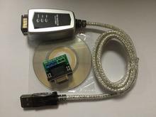 1 pcs/lot DT-5019 transfert USB RS485/RS422 USB à 485 convertisseur est compatible avec dindustriel-catégorie WIN7/ 8/lien 1.2 m de long.
