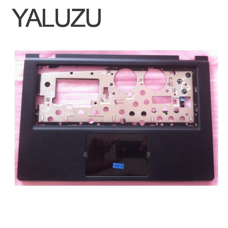 YALUZU, nueva funda de reposamanos para Lenovo YOGA 13, cubierta frontal para portátil, reposamanos, Touchpad 11S30500193 30500193, bisel superior para teclado C